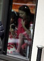 Katie Holmes  and Suri Cruise Seen at Sugar And Plumm NY