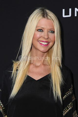 HOLLYWOOD, CA - JULY 11: Tara Reid at the premiere of Undrafted at the Arclight in Hollywood, California on July 11, 2016. Credit: David Edwards/MediaPunch