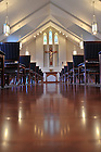 Duncan Hall chapel..Photo by Matt Cashore/University of Notre Dame