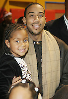 The Ludacris Foundation Holiday Party held at Boys Club in Mount Vernon, NY on December 18, 2008