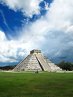 The stunning ruins of famous Mayan cities and ceremonial sites are sprinkled throughout the Peninsula, but the truly must-see destination on the Yucatán is Chitzen Itza. As you approach the Temple of Kukulkan, the step pyramid at the center of the vast architectural site often referred to as El Castillo, the enormous scale of the once great Mayan city is revealed.
