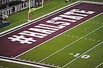 Ole Miss vs. Mississippi State in Starkville, Miss. on Saturday, November 26, 2011. Mississippi State won 31-3.