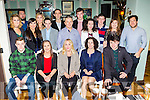 The staff from Kate Kearney's Cottage enjoying their Christmas party in the Porterhouse on Thursday night