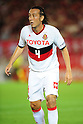 Marcus Tulio Tanaka (Grampus), SEPTEMBER 18, 2011 - Football / Soccer : 2011 J.League Division 1 match between Kashima Antlers 1-1 Nagoya Grampus Eight at Kashima Soccer Stadium in Ibaraki, Japan. (Photo by AFLO)