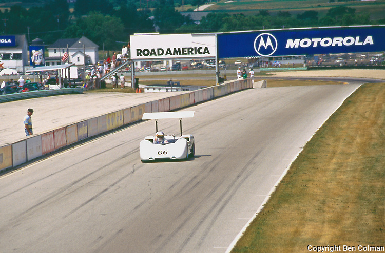 Chaparrals at Road America