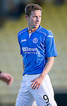 St Johnstone FC.. 2014-2015 Season<br /> Steven MacLean<br /> Picture by Graeme Hart.<br /> Copyright Perthshire Picture Agency<br /> Tel: 01738 623350  Mobile: 07990 594431
