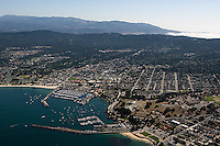 Monterey California Aerial Photography