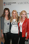 DALLAS COWBOYS' CHARLOTTE ANDERSON, NY JETS' SUZANNE JOHNSON AND TKANSAS CITY CHIEF'S AVIA HUNT ATTEND NFL & VOGUE CELEBRATE NFL WOMEN'S APPAREL & UNVEIL MARCHESA DESIGN AT THE NATIONAL FOOTBALL LEAGUE, NY   10/2/12