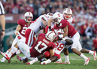 Stanford at the 99th Annual Rose Bowl Game