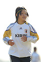 Rika Masuya (JPN), ..FEBRUARY 12, 2012 - Football / Soccer : Nadeshiko Japan team training Wakayama camp at Kamitonda Sports Center in Wakayama, Japan. (Photo by Akihiro Sugimoto/AFLO SPORT) [1080]