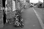 Abbotsbury Garland Day, Dorset, England 1975<br />