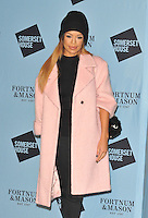 Sarah-Jane Crawford at the Skate at Somerset House with Fortnum &amp; Mason VIP launch party, Somerset House, The Strand, London, England, UK, on Wednesday 16 November 2016. <br /> CAP/CAN<br /> &copy;CAN/Capital Pictures /MediaPunch ***NORTH AND SOUTH AMERICAS ONLY***
