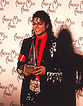 Michael Jackson 1989 American Music Awards