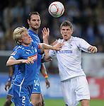 Fussball Bundesliga 2010/11, 3. Spieltag: 1899 Hoffenheim - FC Schalke 04