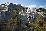 Idaho, South Central, Almo. City of Rocks in spring.