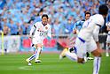 Shingo Tomita (Vegalta), APRIL 23, 2011 - Football : 2011 J.LEAGUE Division 1 between Kawasaki Frontale 1-2  Vegalta Sendai at Kawasaki Todoroki Stadium, Kanagawa, Japan. (Photo by Atsushi Tomura /AFLO SPORT) [1035]