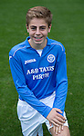 St Johnstone FC Academy U15's<br /> Sean Struthers<br /> Picture by Graeme Hart.<br /> Copyright Perthshire Picture Agency<br /> Tel: 01738 623350  Mobile: 07990 594431