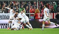 Fussball Bundesliga 2015/16, FC Bayern München - FSV Mainz 05