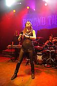 BEYOND THE BLACK - vocalist Jennifer Haben - performing live at the Empire in Shepherds Bush London UK - 03 Feb 2017.  Photo credit: Zaine Lewis/IconicPix