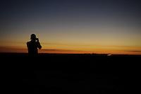 OCT 22 Sunset at Everglades National Park