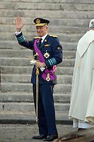 "The Royal Belgian Family attends the "" Te Deum "" ceremony - Belgium"