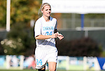 09 November 2008: North Carolina's Mandy Moraca. The University of North Carolina Tarheels defeated the Virginia Tech University Hokies 3-0 at WakeMed Stadium at WakeMed Soccer Park in Cary, NC in the women's ACC tournament championship game.
