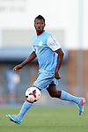 13 September 2013: North Carolina's Jordan McCrary. The University of North Carolina Tar Heels hosted the University of Maryland Terrapins at Fetzer Field in Chapel Hill, NC in a 2013 NCAA Division I Men's Soccer match. The game ended in a 2-2 tie after two overtimes.