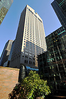 Trump Tower, Privately Owned Public Space, Sony Building, designed by Phlilp Johnson & John Burgee, Midtown, Fifth Ave, New York, New York