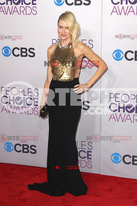 LOS ANGELES, CA - JANUARY 09: Naomi Watts at the 39th Annual People's Choice Awards at Nokia Theatre L.A. Live on January 9, 2013 in Los Angeles, California. Credit: mpi21/MediaPunch Inc. /NORTEPHOTO