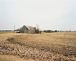 Cornfield, Northern Indiana, March 17, 2008