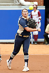 12 May 2016: Pitt's Jenna Modic. The Florida State University Seminoles played the University of Pittsburgh Panthers at Dail Softball Stadium in Raleigh, North Carolina in a 2016 Atlantic Coast Conference Softball Tournament quarterfinal game. Florida State won the game 8-0 by run rule with one out in the bottom of the sixth inning.