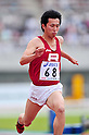 Yusuke Kotani (JPN), JUNE 11th, 2011 - Athletics : The 95th Japan Athletics National Championships Saitama 2011, Men's 100m at Kumagaya Athletic Stadium, Saitama, Japan. (Photo by Jun Tsukida/AFLO SPORT) [0003]  .