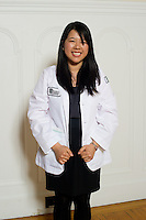 White Coat Ceremony, class of 2015. Janet Trang.