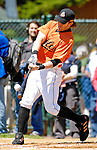 21 May 2007: Baltimore Orioles outfielder Jay Gibbons participates in the pre-game Home Run Derby at Doubleday Field prior to Baseball's Annual Hall of Fame Game in Cooperstown, NY. Gibbons hit 10 homers in the competition, but was topped by Vernon Wells who hit 13 in the event...Mandatory Credit: Ed Wolfstein Photo