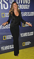 New York, NY- September 21: Gisele Bundchen attends National Geographic's 'Years Of Living Dangerously' new season world premiere at the American Museum of Natural History on September 21, 2016 in New York City.@John Palmer / Media Punch