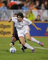 AC Milan forward Alexander Pato (7) . DC United defeated AC. Milan 3-2 at RFK Stadium, Wednesday May 26, 2010.