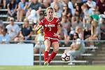 16 September 2016: NC State's Kristina Schuster (GER). The University of North Carolina Tar Heels hosted the North Carolina State University Wolfpack in a 2016 NCAA Division I Women's Soccer match. NC State won the game 1-0.