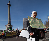 """15.03.2014 - """"March on the 3rd Anniversary of the Syrian Revolution"""" - London"""