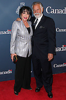 Washington D.C., USA - MAY 02: Barbara Goldsmith, Jonathan Goldsmith at The Hill and Entertainment Tonight Celebrate The White House Correspondents' Dinner Weekend held at the Embassy of Canada on May 2, 2014 in Washington D.C., United States. (Photo by Xavier Collin/Celebrity Monitor)