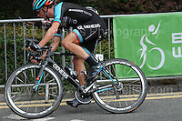 Race winner Tom Stewart of team Madison Genesis begins another lap of the course during the Abergavenny Festival of Cycling &quot;Grand Prix of Wales&quot; race on Sunday 17th 2016<br /> <br /> <br /> Jeff Thomas Photography -  www.jaypics.photoshelter.com - <br /> e-mail swansea1001@hotmail.co.uk -<br /> Mob: 07837 386244 -