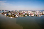 Charleston South Carolina Aerial Photography
