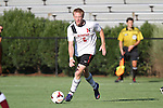 30 August 2013: Jonathan Eckford. The Elon University Phoenix played the Northeastern University Huskies at Koskinen Stadium in Durham, NC in a 2013 NCAA Division I Men's Soccer match. The game ended in a 1-1 tie after two overtimes.