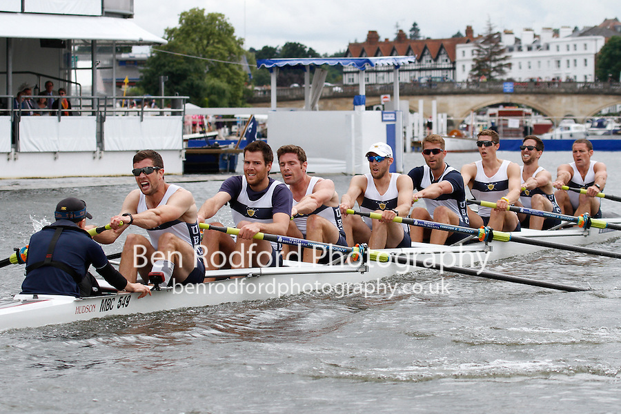 Race 47  -  Event: Thames  -   Berks:  45 Fujian Rowing Club, CHN  -   Bucks:  79 University Barge Club, USA<br /> <br /> Thursday - Henley Royal Regatta {iptcyear4}<br /> <br /> To purchase this photo, or to see pricing information for Prints and Downloads, click the blue 'Add to Cart' button at the top-right of the page.