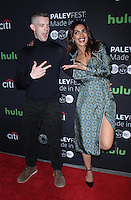 NEW YORK, NY-October 17:Russell Tovey, Priyanka Chopra at PaleyFest New York presents Quantico at the Paley Center for Media in New York.October 17, 2016. Credit:RW/MediaPunch
