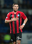 Ross County v St Johnstone....04.01.14   SPFL<br /> New St Johnstone signing Michael O'Halloran<br /> Picture by Graeme Hart.<br /> Copyright Perthshire Picture Agency<br /> Tel: 01738 623350  Mobile: 07990 594431