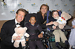 WILLIAM H MACY & MEREDITH VIEIRA & TYJUAN FELTON & THOMAS ELLENSON AT THE .UNITED CEREBRAL PALSY 48TH ANNUAL AWARDS DINNER.ON APRIL 23,2003 AT THE MARRIOTT MARQUIS..PHOTO BY ROBIN PLATZER,TWIN IMAGES