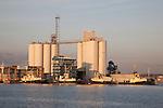 Tug Boats in Southampton Dock, England, UK