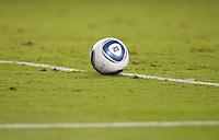 Adidas Ball. Manchester United defeated Philadelphia Union, 1-0.