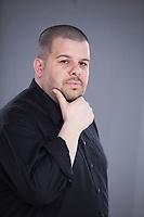 Sembra una vera e propria dichiarazione d'amore quella di Domenico, protagonista del romanzo d'esordio di Crocifisso Dentello. Roma 19 marzo Libri come. © Leonardo Cendamo