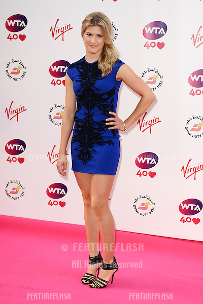 Eugenie Bouchard arriving for the WTA Pre-Wimbledon Party 2013 at the Kensington Roof Gardens, London. 20/06/2013 Picture by: Steve Vas / Featureflash